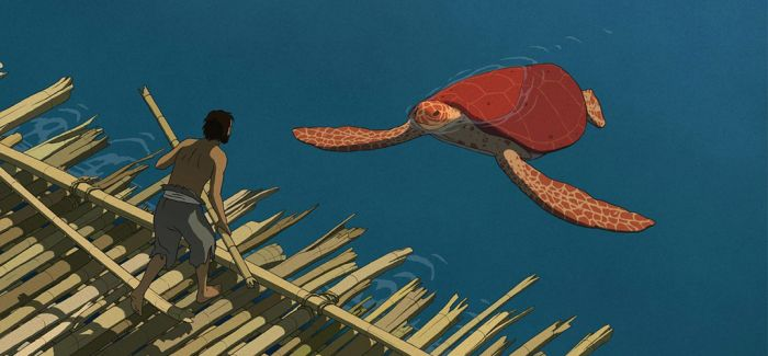 《红海龟》:一部适合消磨无眠之夜的动画片