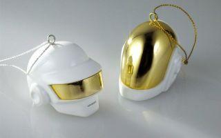 Daft Punk 的圣诞小礼物