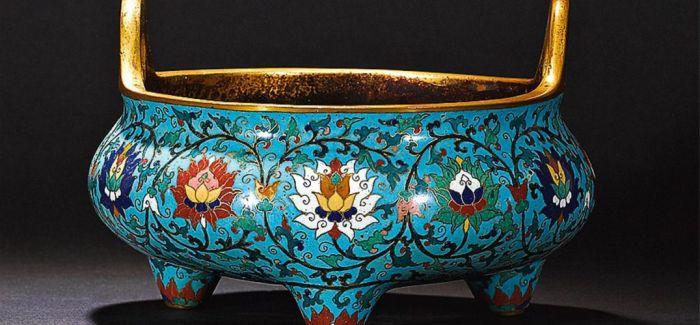 《故宫历代景泰蓝传世六珍》 名副其实的珍品