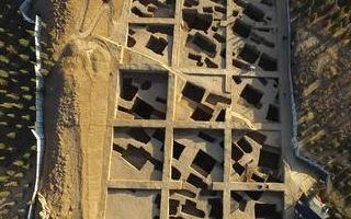 中国考古发掘秦皇汉武时代大型国家祭天遗址