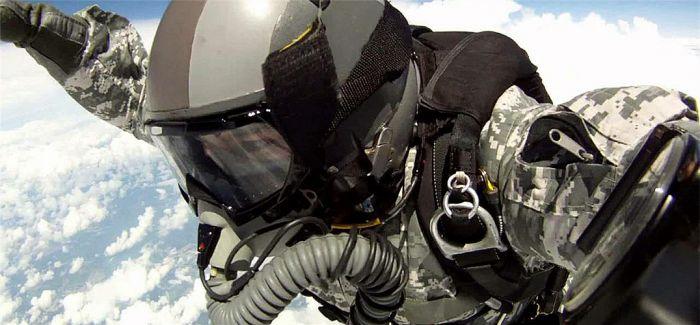 CRI反恐学院 | 拉斯维加斯HALO高空跳伞课程