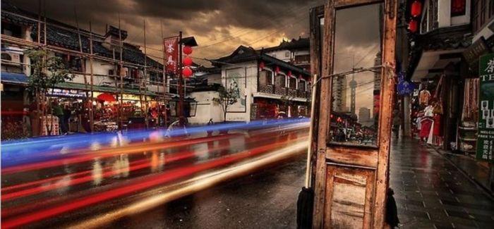 美国摄影师父子的中国摄影作品