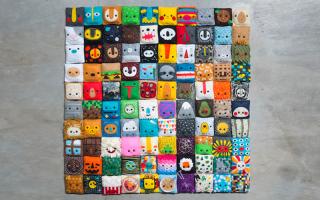 100张小脸计划:看看哪款能把你逗乐?