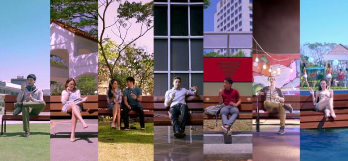 坐上KitKat的椅子 感觉整个人都轻松了呢