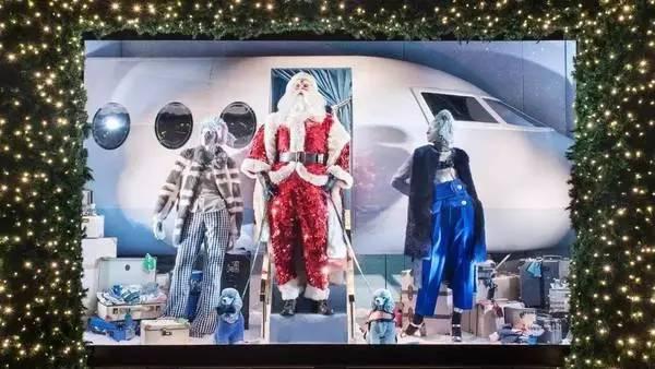 2016年最美的圣诞橱窗设计 就在这里了!