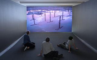 美媒称纽约中国艺术展呈现多样性:超越地域标签