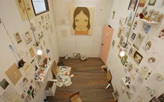 奈良美智这孤独的艺术家笔下的形象早住进人们心里了