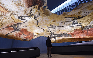 法国复制拉斯科洞窟壁画 重现2万年前冰河期艺术