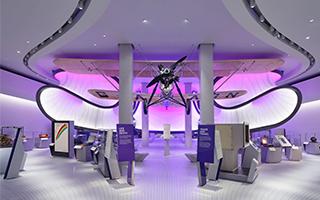 扎哈·哈迪德设计的数学展厅在伦敦科学博物馆亮相