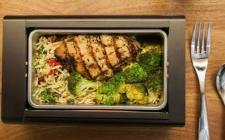 HeatsBox自加热饭盒
