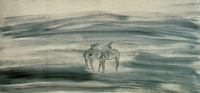 """他是漂泊巴黎""""孤独的象""""——台北举办常玉回顾展"""