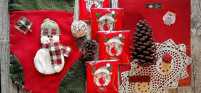 小北工作室 | 手作圣诞牛轧糖 过一个甜蜜的圣诞节