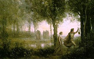 """静谧优美有如梦境 连拿破仑都""""臣服""""于他的画中"""