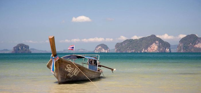 泰国最美海滩:尘世天堂的13个瞬间
