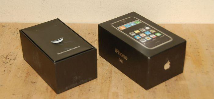第一代iPhone成高级收藏品 原装未拆封不低于10万元