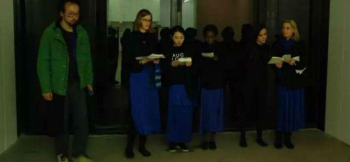 "Live@RAM艺术家驻地项目""感性游览""12月9日起公演"