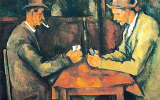 世界上最贵的十幅画 看完滚去画画了