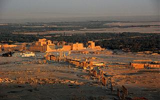 ISIS攻回帕尔米拉古城 恐剩余古迹将在交火中消失