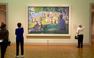 世界上最受欢迎的艺术博物馆—芝加哥艺术博物馆