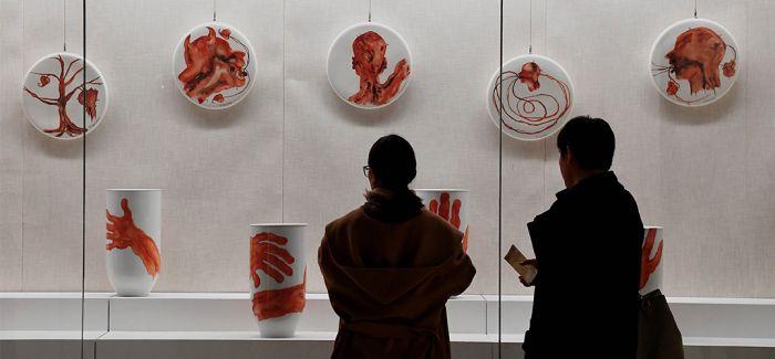 首届中原国际陶瓷双年展在郑州开幕