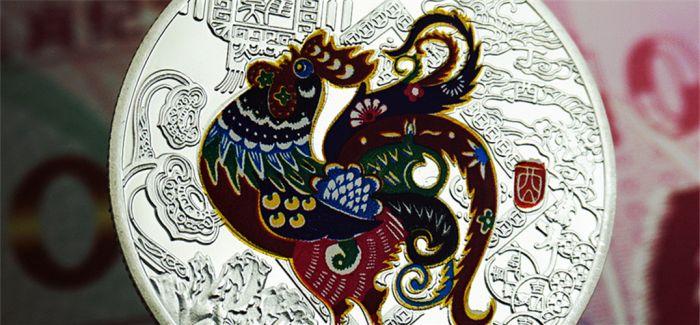 鸡年生肖纪念章贺岁首发再续中国生肖传奇
