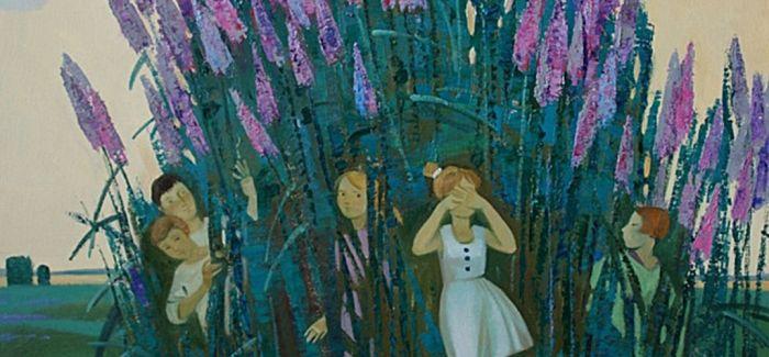 俄罗斯青年艺术家都在画什么?