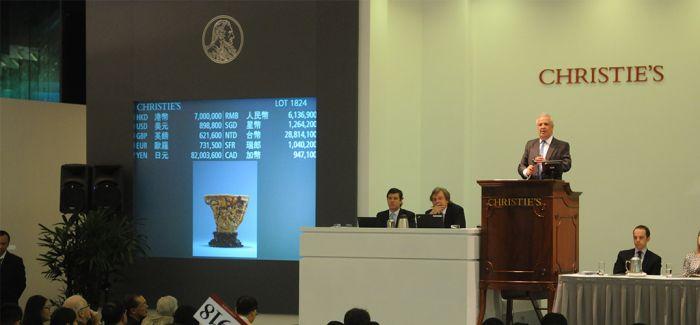 秋拍深析:北京 香港 欧美拍卖市场三重地