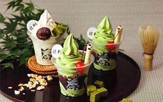 绿色成为年度色 喜欢吃抹茶又多了一个理由