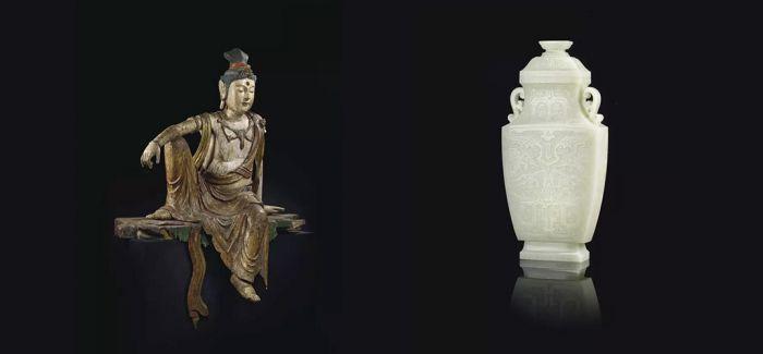佳士得巴黎亚洲艺术拍卖成交总额达2605万欧元
