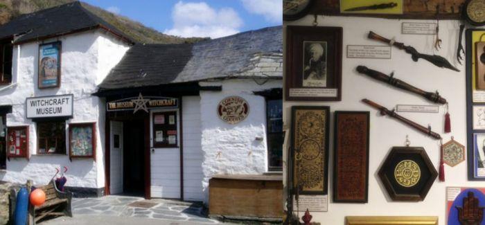 英国观光 巫术与魔法博物馆