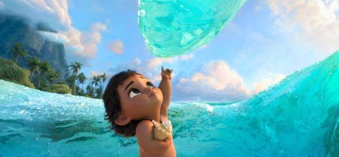 迪士尼动画《海洋奇缘》里14个细节 你注意到了吗?