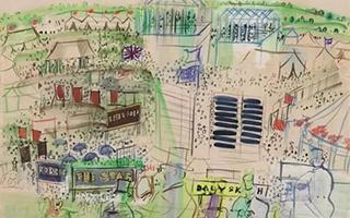 香港苏富比「无界:当代艺术」于 2017年1月19日举行