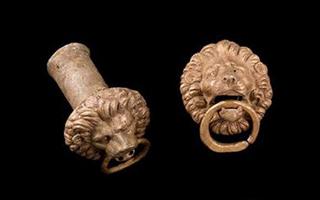 沙特出土文物在中国国家博物馆展出