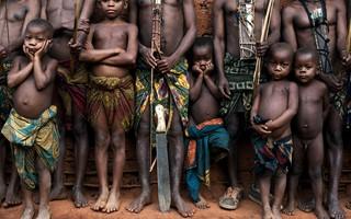 摄影:最纯粹的土著之美