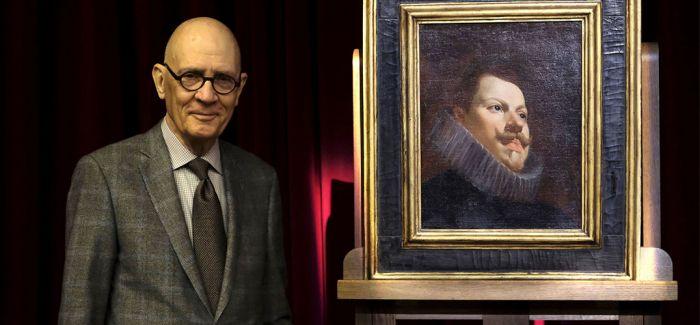 普拉多博物馆美国展馆获赠西班牙画家迭戈所绘肖像