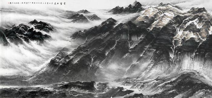 六个角度读懂李可染的黑白山水