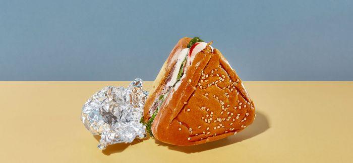 被艺术家抽象处理的冷藏食物你还有食欲吗?