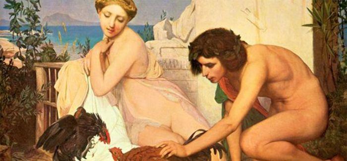 热罗姆:一位西方画家的东方调调