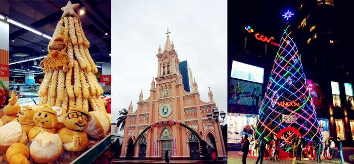 雄鸡教堂 Christmas in Da Nang