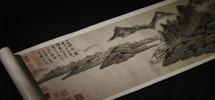 今秋拍场中国书画傲视群雄 6件过亿画作解读
