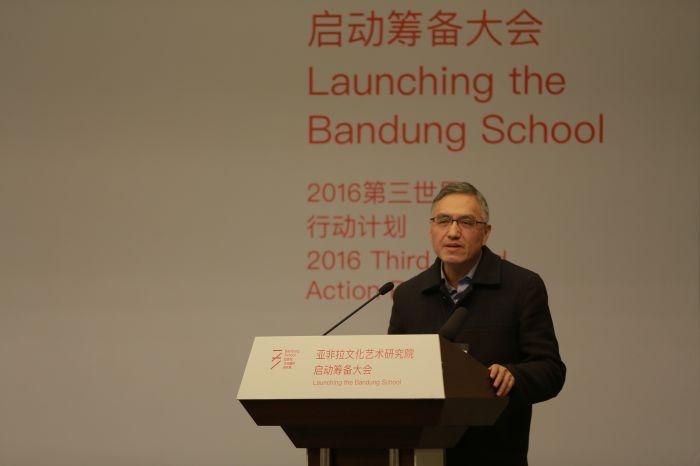 中国台湾中研院政治学所特聘研究员朱云汉