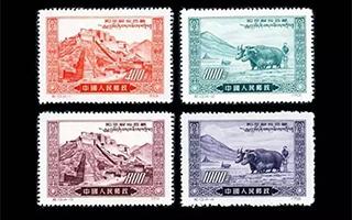 邮票上的中国世界文化遗产