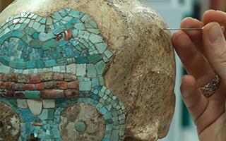 荷兰国立民族学博物馆称古代米斯特克人头骨是赝品