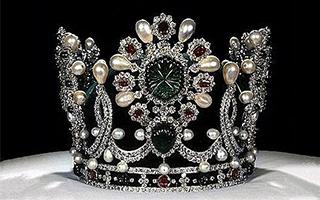 古老的珍宝 传奇的珍珠