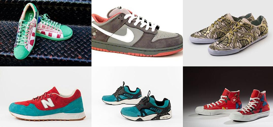 历史上最有名的运动鞋 你是否也有一双呢?