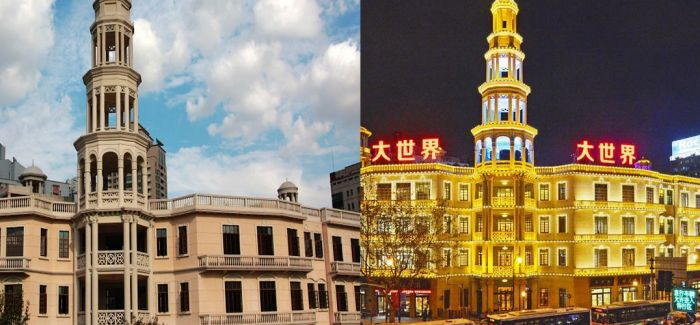 上海大世界一百周年将于28日试运行