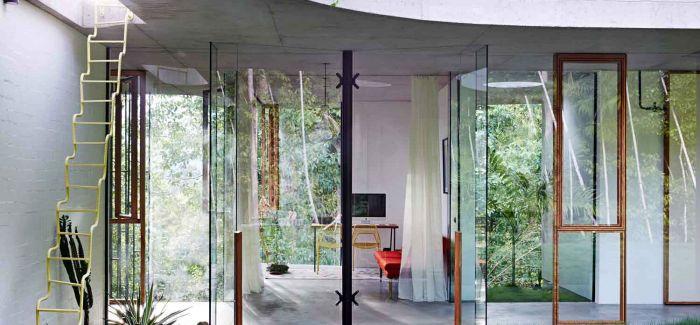 昆士兰岛上的橄榄屋