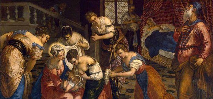 艺术的故事:《达娜厄》《弹鲁特琴者》
