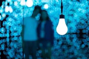 LED装置艺术 带给你一片新苍穹