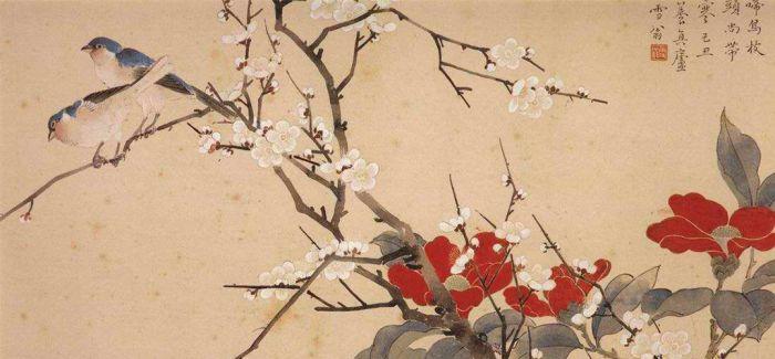 """在南京博物院遇""""花开见佛"""":窥看陈之佛的艺术世界"""